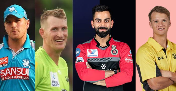 RCB squad for IPL 2020