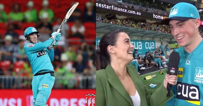 Twitter Reactions: Tom Banton smashes five sixes in a row en route to second fastest fifty in BBL history