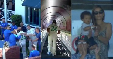 WATCH: Emotional moment for Vernon Philander as he leaves the Test arena for the last time