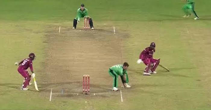 West Indies vs Ireland 2nd ODI