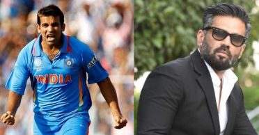 Suniel Shetty, MI and others congratulate Zaheer Khan for being conferred with Padma Shri