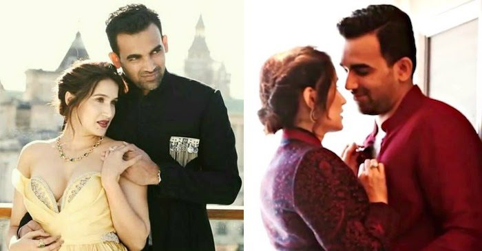 Zaheer Khan's birthday note for his wife Sagarika Ghatge is pure gold