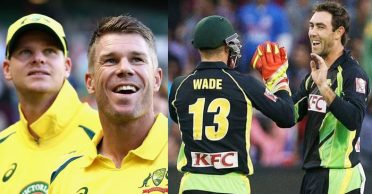 Australia announce T20I and ODI squads for South Africa tour