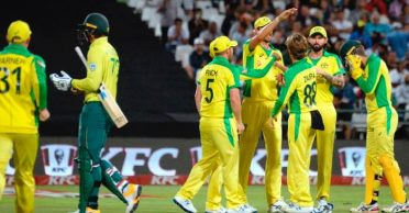 Netizens go wild as Australia roll South Africa in Cape Town to clinch the T20I series 2-1