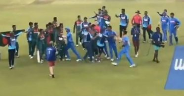 Indian manager concurs match referee's statement, ICC to take serious action for scuffle post U19 WC finals