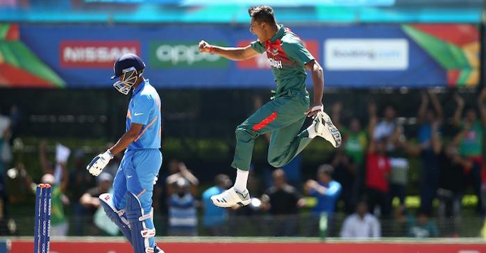 Bangladesh vs India U19