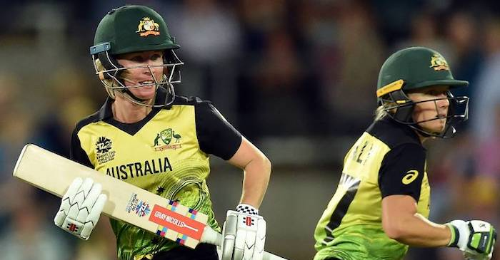 Beth Mooney, Alyssa Healy