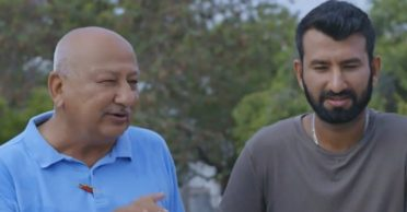 Cheteshwar Pujara opens up about the nameless academy founded by him and his father