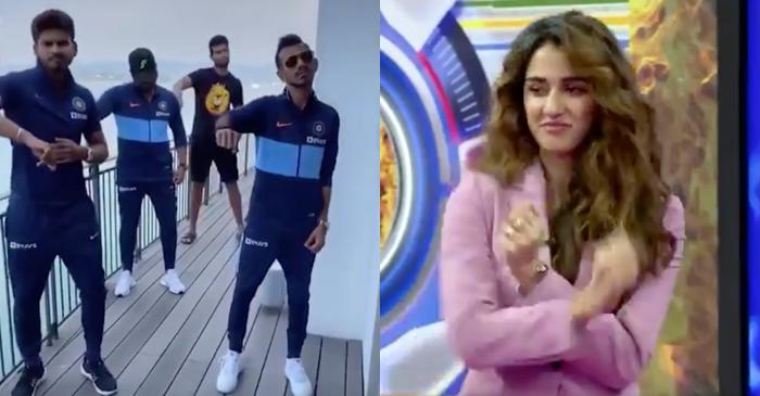 Dance like Chahal, Disha Patani
