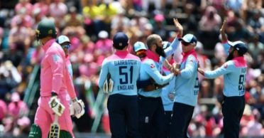 England level series with South Africa in Pink ODI at Johannesburg