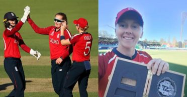 Heather Knight's century opens England account in Women's T20 World Cup 2020