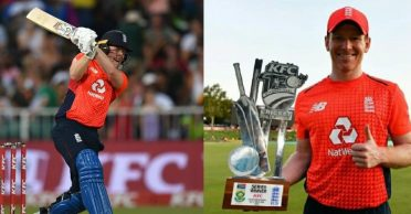 SA vs ENG: Eoin Morgan equals the fastest fifty record for England during heroic run chase in Centurion