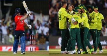 SA vs ENG: England skipper Eoin Morgan left 'fuming' after one-run defeat in T20I series opener