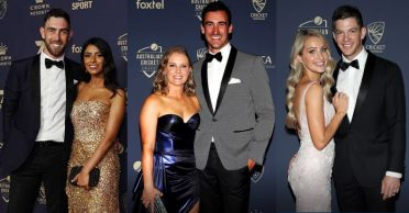 Photos & Videos: Best of 2020 Australia Cricket Awards fashion