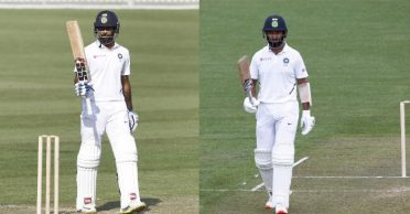 NZ XI vs IND: Vihari's 101, Pujara's 93 takes India to 263 after top-order failure on Day 1