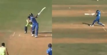 Hardik Pandya announces comeback to the cricketing field with four towering sixes; here's the video