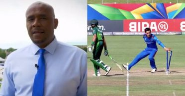 ICC U19 World Cup 2020: Ian Bishop, James Anderson reacts on Noor Ahmed's 'Mankad' incident against Pakistan