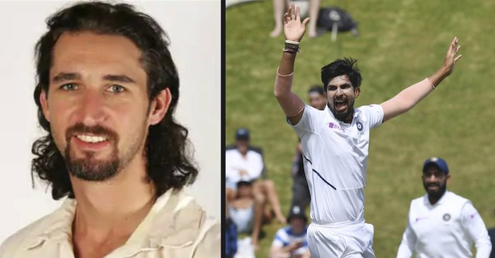 Jason Gillespie, Ishant Sharma