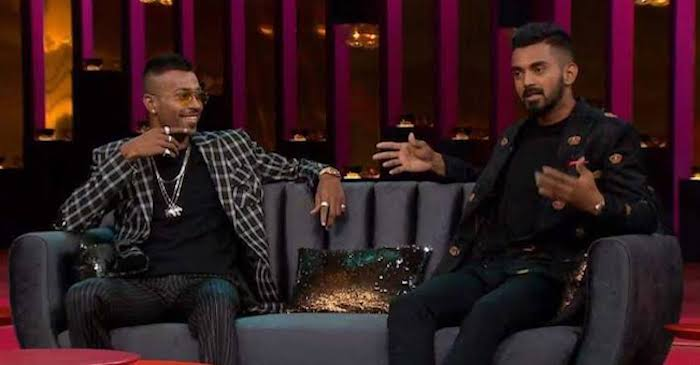 KL Rahul, Koffee With Karan