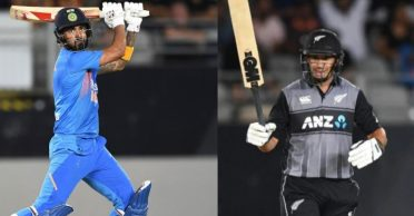 NZ vs IND: Best combined XI of the T20I series