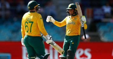Lizelle Lee's century guides South Africa to highest team total in Women's T20 World Cup