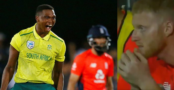 Lungi Ngidi, South Africa beat England