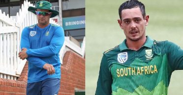 SA vs ENG: Mark Boucher believes Quinton de Kock can emulate MS Dhoni as wicketkeeping captain
