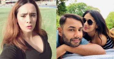 Mayanti Langer reveals Stuart Binny's message before she hosted her first IPL game
