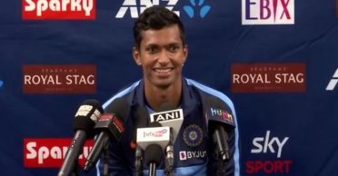 Navdeep Saini names the most challenging batsman he has ever bowled to