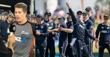 Twitter Reactions: Nicholls, Grandhomme steers New Zealand to whitewash India in the ODI series