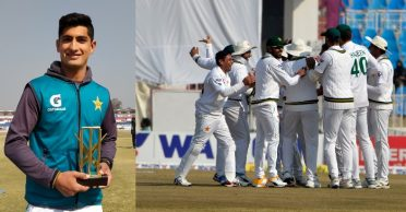 PAK vs BAN: Naseem Shah's hat-trick guides Pakistan to thump Bangladesh in Rawalpindi Test