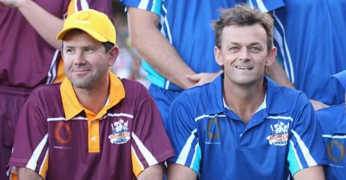 Ponting, Gilchrist