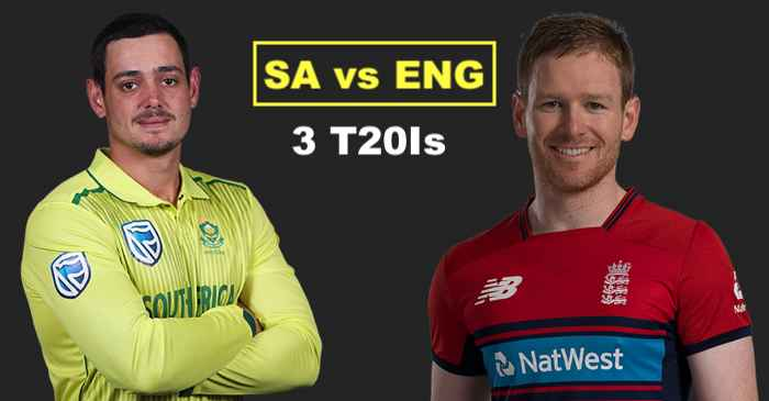 South Africa vs England T20I series: Fixtures, Squads and Telecast details