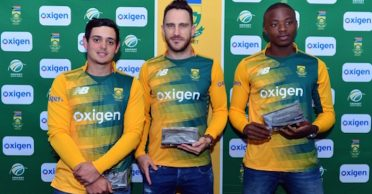 South Africa announces squad for Australia T20Is; Faf du Plessis and Kagiso Rabada returns