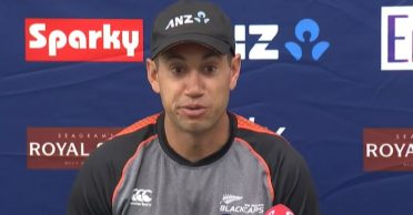 NZ vs IND: Ross Taylor reveals Brendon McCullum's cheeky message ahead of 100th Test