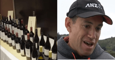 NZ vs IND: Ross Taylor responds hilariously after being felicitated with 100 bottles of wine for his 100th Test