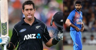 ICC ODI Rankings: Ross Taylor breaks into top-5, Jasprit Bumrah loses the top spot