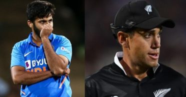 NZ vs IND: Shardul Thakur professes the importance of taking Ross Taylor's wicket early