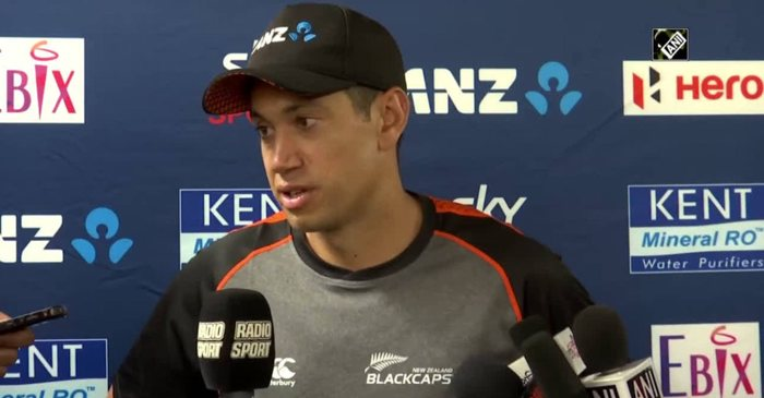 Ross Taylor interview