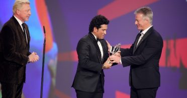 Cricket fraternity pour wishes to Sachin Tendulkar after he wins Laureus Sporting Moment award