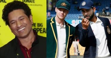Sachin Tendulkar gives a classic response while picking one between Steve Smith and Virat Kohli