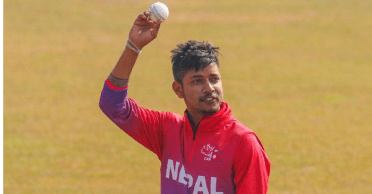 Records tumble in Nepal as Sandeep Lamichhane's 6-wicket haul bundles out USA for lowest ODI total
