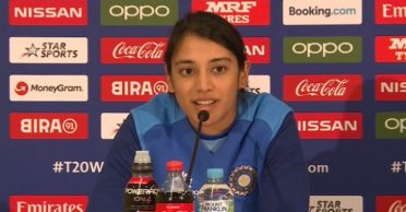 Women's T20 World Cup: Smriti Mandhana comes up with a witty response on 'Mankad' rule