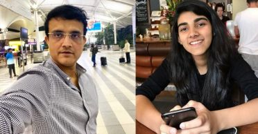 Sourav Ganguly gets roasted by his daughter once again on social media
