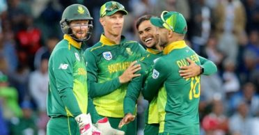 South Africa announces squad for three-match ODI series against Australia