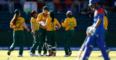 South Africa registers biggest win in the history of Women's T20 World Cup