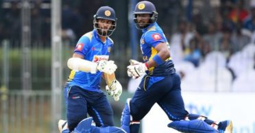 Wanindu Hasaranga takes Sri Lanka over the line in a thrilling encounter against West Indies