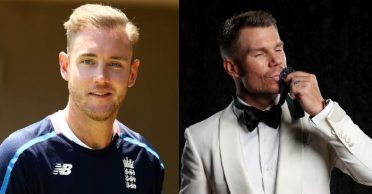 Stuart Broad takes a cocky dig at David Warner after the latter wins Allan Border Medal