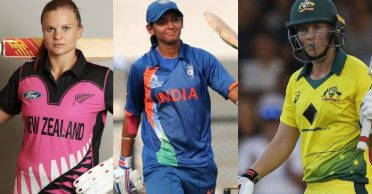 Top 10 Women cricketers with most runs in T20 internationals