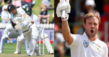 NZ vs IND: Steven Finn compares Trent Boult's batting display with that of AB de Villiers
